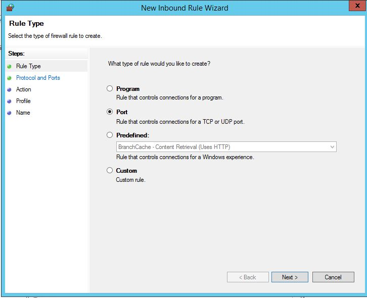 Restrict RDP Access by IP Address with Windows Firewall